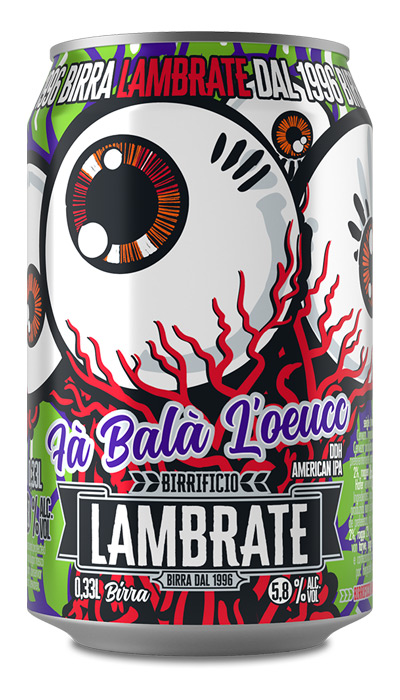 Birrificio Lambrate - Birra Fa Balà L'Oeucc