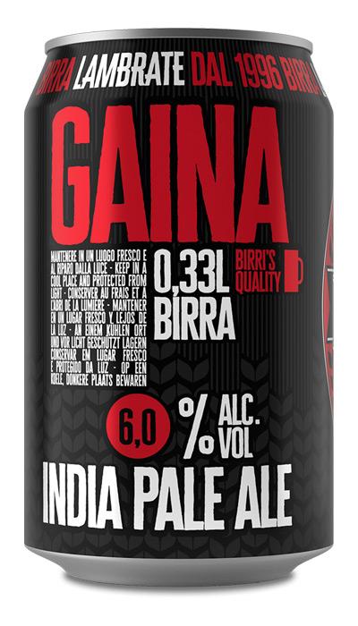 Birrificio Lambrate - Birra Gaina