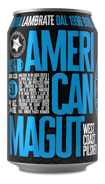 Birrificio Lambrate - Birra American Magut