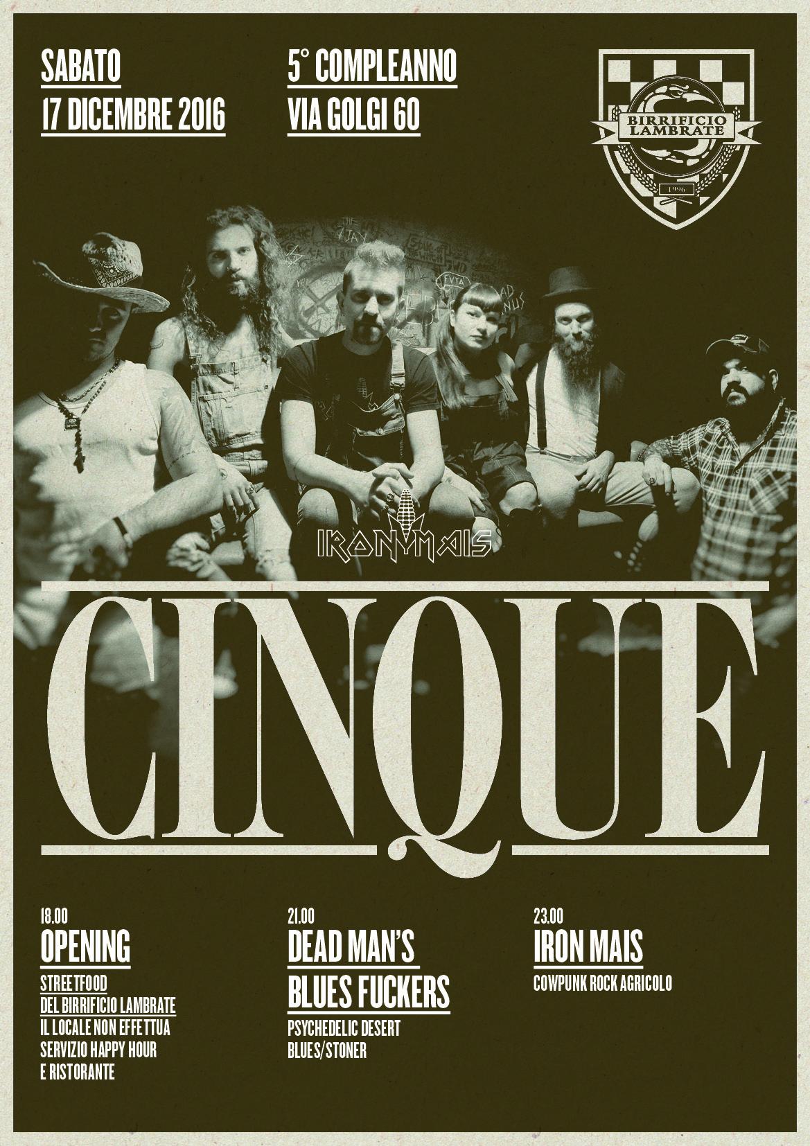 CINQUE_web3