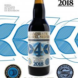 5 - #4 IMPERIAL STOUT BOURBON B.A. 2018