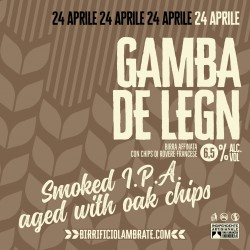 6 - GAMBA DE LEGN 3