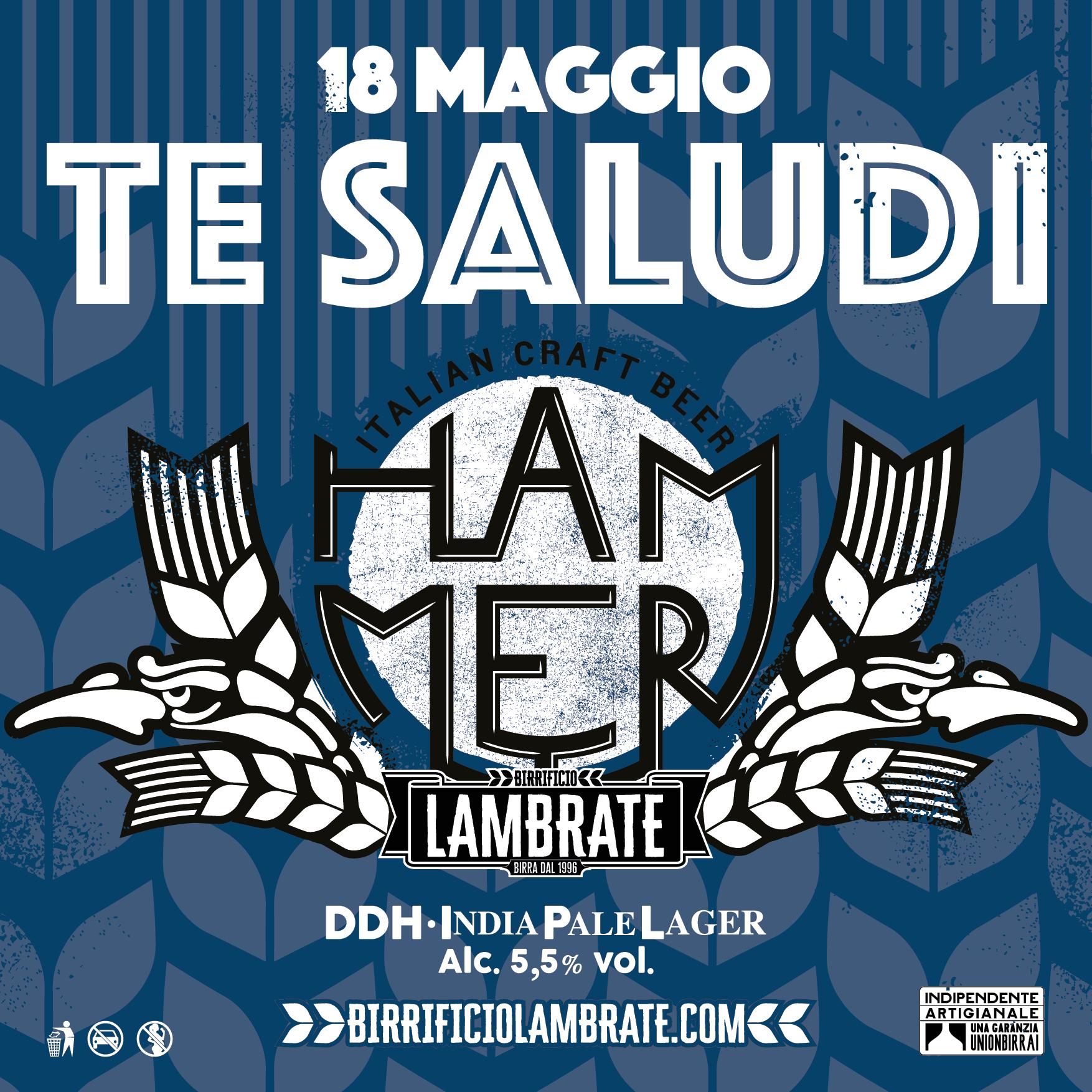 6 - TE SALUDI -hammer